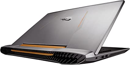 ASUS ROG G752VT-DH72 17 Inch Gaming Laptop, Nvidia GeForce GTX 970M 3 GB VRAM, 16 GB DDR4, 1 TB, 128 GB NVMe SSD