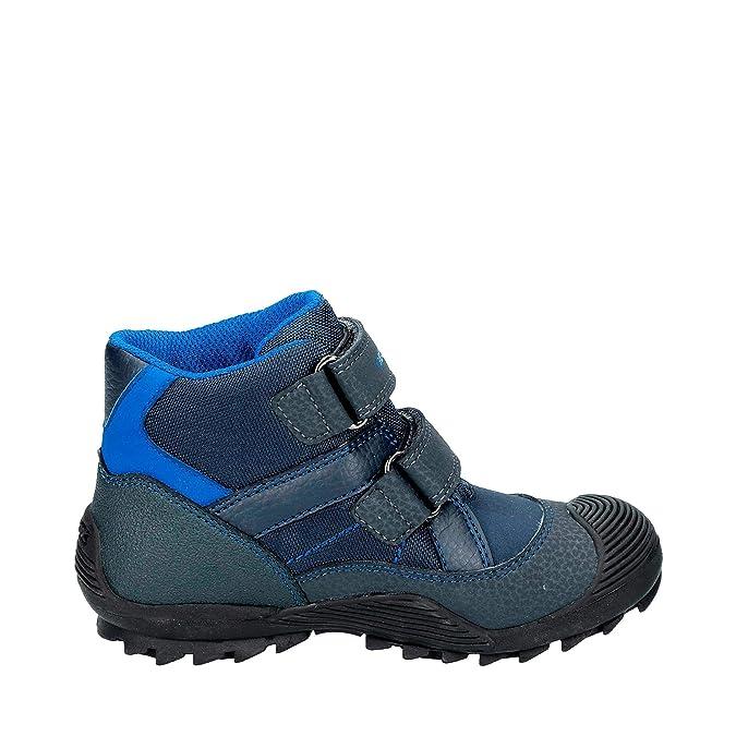 Geox Boy Boots ATREUS BOY WPF, Kids Winter Boots: Amazon.co