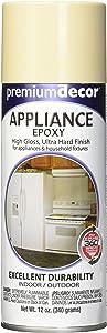 True Value PD1544-AER PD 12OZ Almond Gloss Enamel