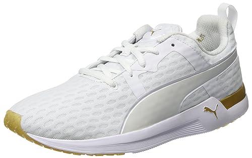 Puma Pulse Xt V2 Gold Wns Sneaker Bianco Wei puma WHITE GOLD 01 7.5