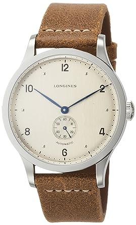 brand new c41aa aaa30 Amazon | [ロンジン]LONGINES 腕時計 ロンジン ヘリテージ1945 ...