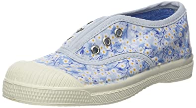 e409067d0ad6c4 Bensimon Unisex Kids' Tennis Elly Liberty Trainers, Blue (Bleu), 8.5 UK