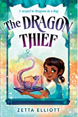 The Dragon Thief (Dragons in a Bag Book 2) Kindle Edition