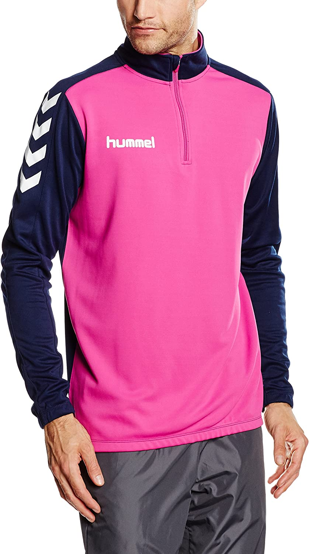hummel – Sudadera para Hombre Core 1/2 Zip: Amazon.es: Deportes y ...
