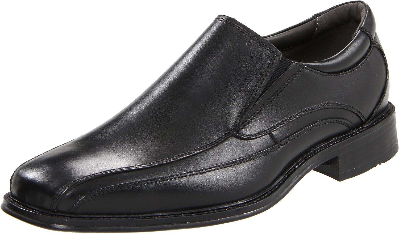 Dockers Men's Franchise Slip-On,Black,13 M US