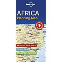 Lonely Planet Africa Planning Map 1 (Planning Maps)