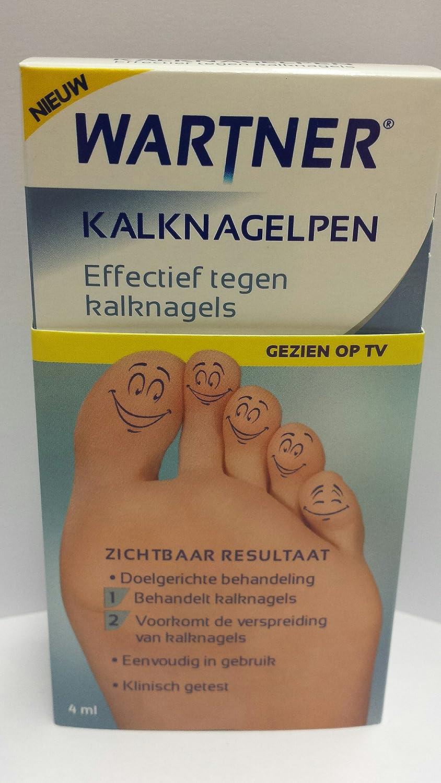Wartner gegen Nagelpilz Pen 4ml: Amazon.de: Drogerie & Körperpflege