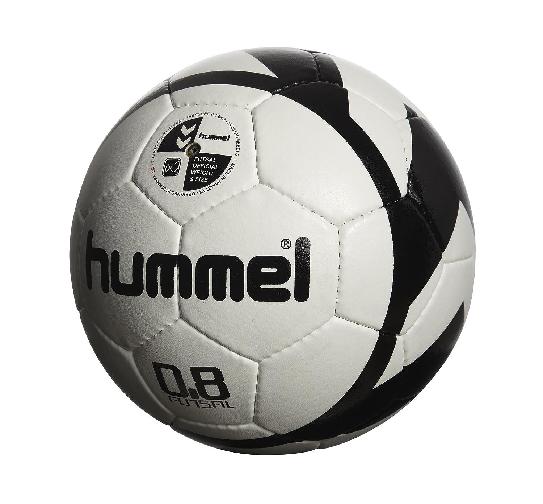 hummel Balón de fútbol abejarrón 0,8, White/Black, 4, 91-068, 9124 ...