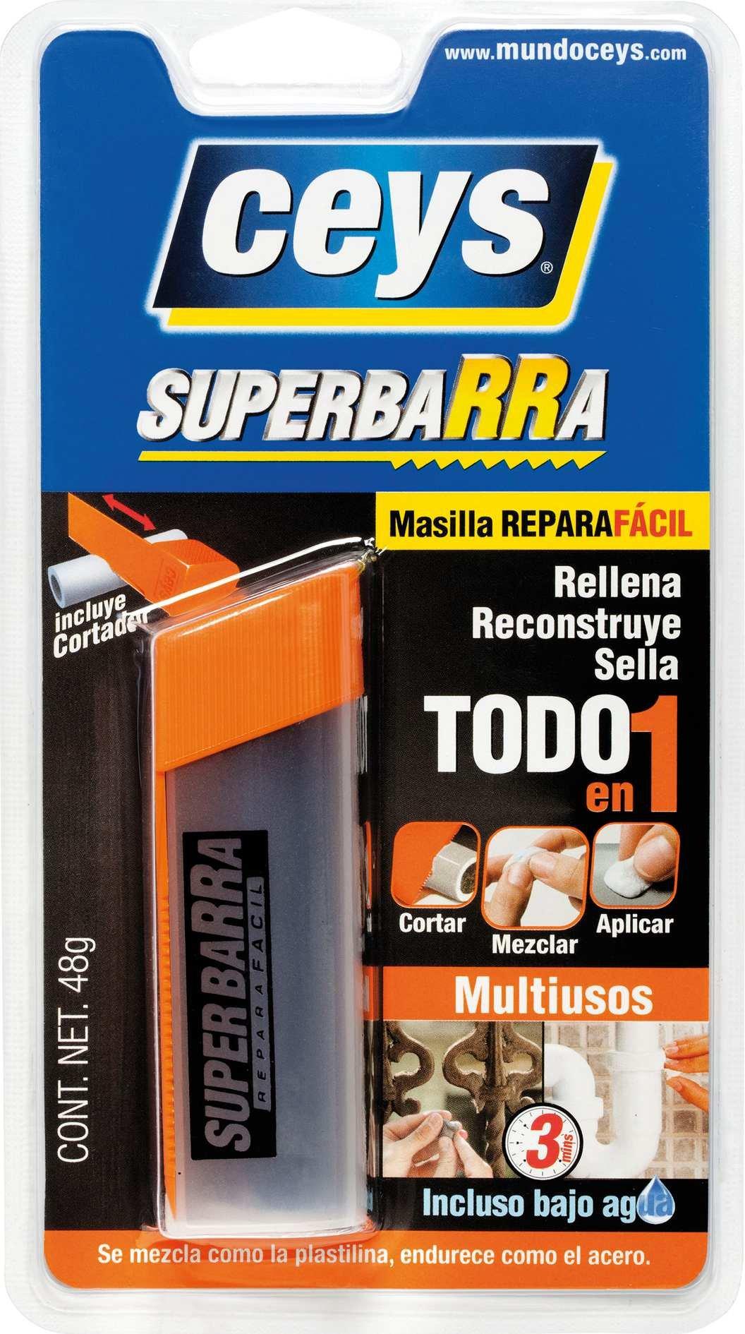 Ceys M115387 - Superbarra reparadora multiusos product image