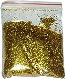 ラメ パウダー グリッター (ゴールド, 100g)