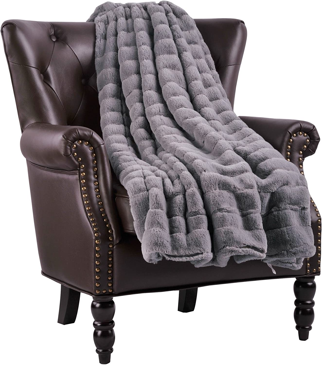 Home Soft Things Supermink Throw Blanket, 50