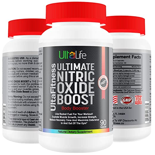 Amazon 1 Nitric Oxide Booster