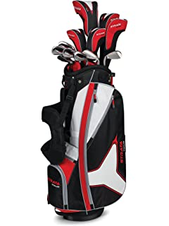 Amazon.com : Wilson Mens Hyperspeed Complete Standard Golf ...