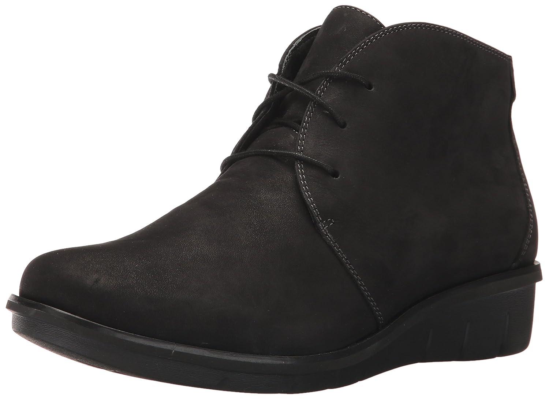 Dansko Women's Joy Ankle Bootie B01MR0Z55J 42 EU/11.5-12 M US|Black Nubuck