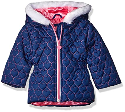 6b7fe78d6f62 Amazon.com  Wippette Girls  Baby Quilted Jacket  Clothing