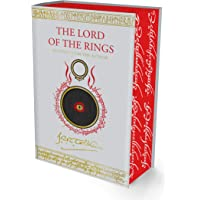 The Lord of the Rings Illustrated Edition Hardcover