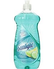 Sunlight Cucumber Melon Hand Dishwashing Liquid, 740mL, 26 Ounce