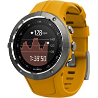 Suunto Spartan Trainer Wrist Heart Rate GPS Watch, Amber