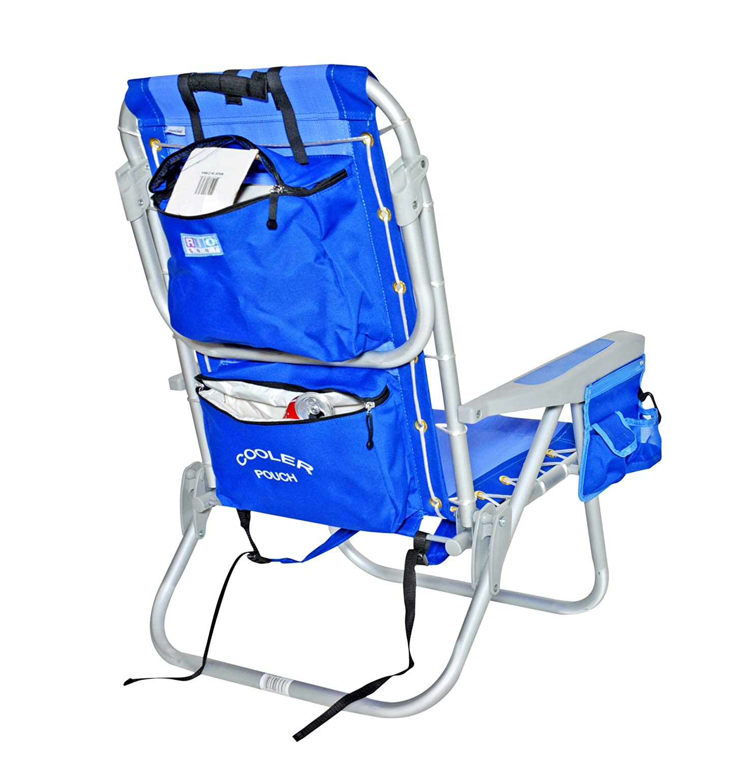 Amazon Rio Ultimate Backpack Beach Chair w cooler Pouch