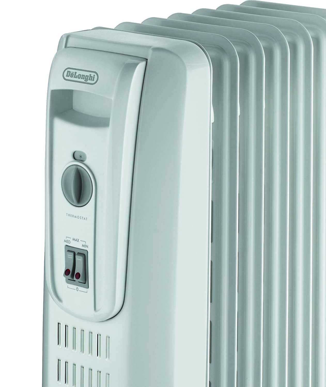 Delonghi safe heat oil filled radiator - Amazon Com Delonghi Ew7707cm Safe Heat 1500w Comfortemp Portable Oil Filled Radiator Home Kitchen