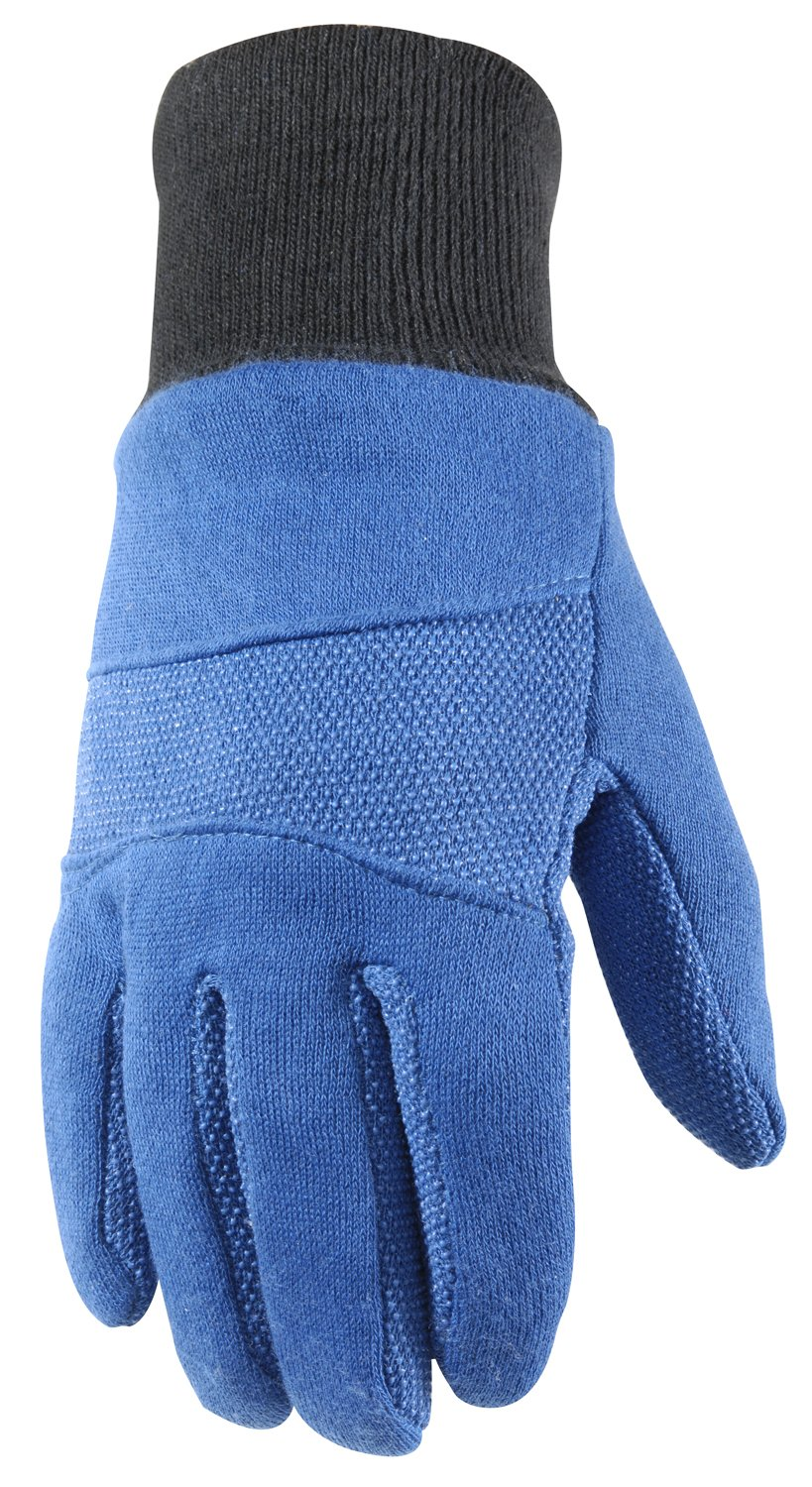 Insulated leather work gloves amazon - Wells Lamont Cold Weather Work Gloves Insulated Jersey Extra Large 716xl Amazon Com