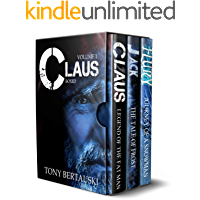 Claus Boxed: A Science Fiction Holiday Adventure (Claus Universe Boxed Book 1)