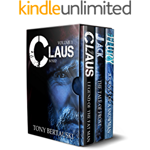 Claus Boxed: A Science Fiction Holiday Adventure