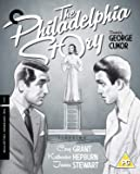 The Philadelphia Story [The Criterion Collection] [Blu-ray] [1998] [Region Free]