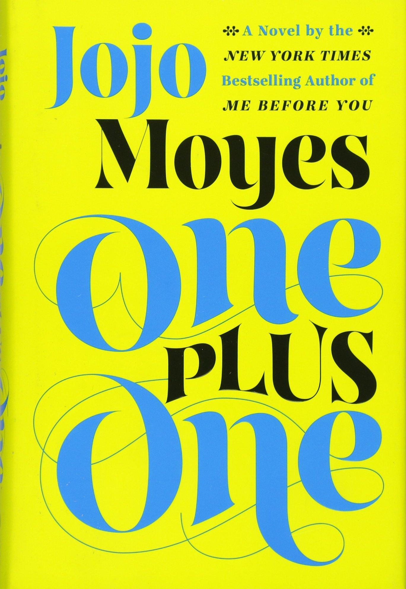 One Plus Novel Jojo Moyes product image