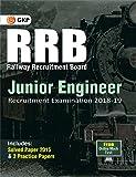 RRB Junior Engineer Recruitment Examination 2018-2019
