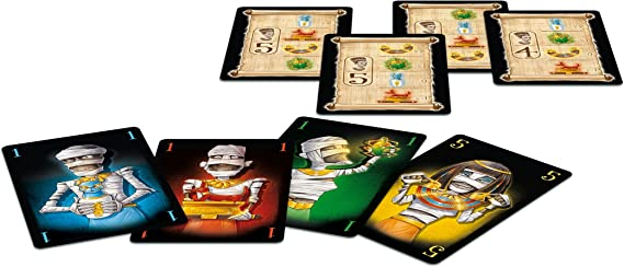 Huch & Friends 879363 – Ankh, Juego de cartas , color/modelo surtido: Amazon.es: Juguetes y juegos