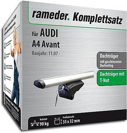 Rameder Komplettsatz Dachträger Pick Up Für Audi A4 B8 Avant 111287 06988 8 Auto