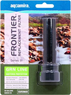 product image for FRONTIER SERIES III GRN LINE REPLACEMENT FILTER