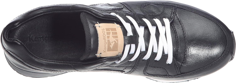 Roos Red Coil, Herren Sneaker