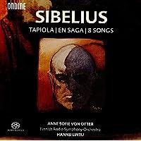 Sibelius: Tapiola, En Saga & Eight Songs