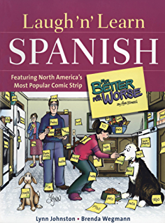 Laugh n Learn Spanish: Featuring the #1 Comic Strip