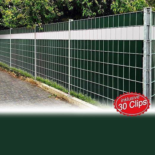 Se Protección contra el viento de protector Parent PVC – Protección visual para vallas Valla opaco.: Amazon.es: Jardín