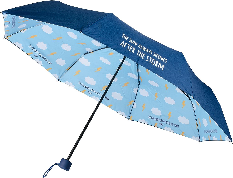 Bleu fonc/é Dresz Parapluie Canne - 3701105001 Bleu