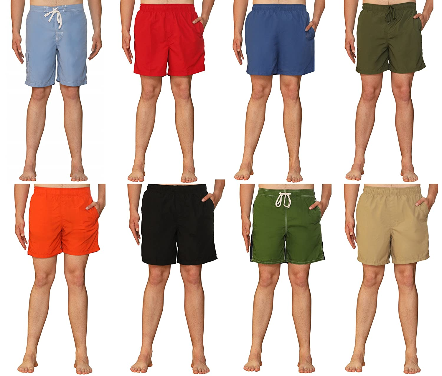 df6febbf99 Merona Men's Mesh Lining Boardshorts | Amazon.com