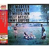 The Modern Jazz Quartet At Music Inn