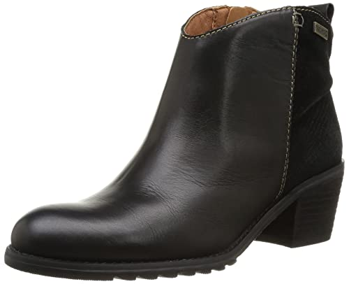 Andorra 913-9810 - Botas, color Marron (Cuero), talla 41
