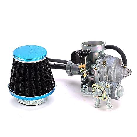 IZTOSS Motorcycle Carburetor For Honda 3 Wheeler ATC 110 1979 1985 80 81 82  83