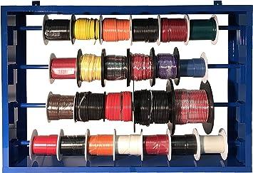 Primary Wire Green 10 Gauge  3 Packs  24 Total Feet