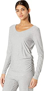 product image for Beyond Yoga Womens Maternity Cut and Run Pullover