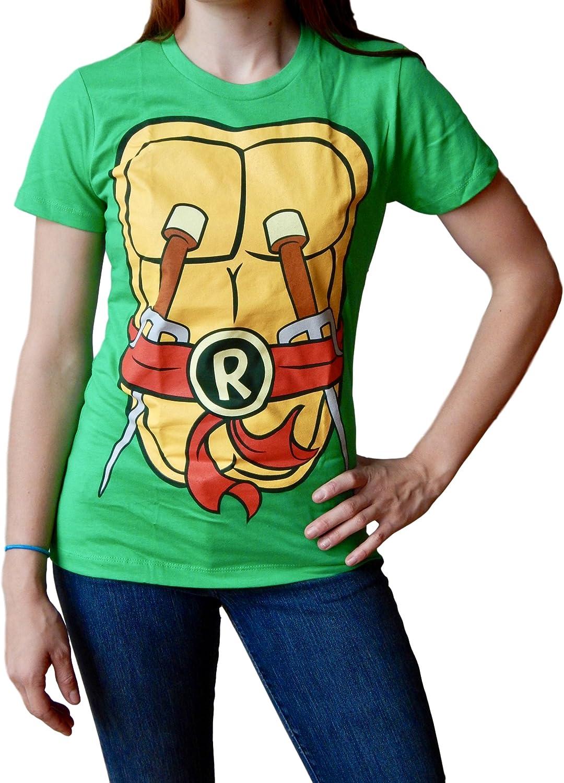 Teenage Mutant Ninja Turtles Juniors Two-Sided Costume T-Shirt