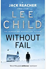Without Fail (Jack Reacher, Book 6) Kindle Edition