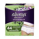 Always Discreet Postpartum Disposable Underwear
