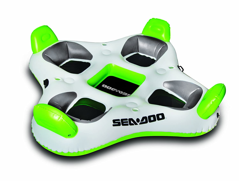 SeaDoo Club Lounge 4,weiss/gruen, SDN13002