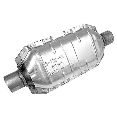 Walker 80905 CalCat Pre-OBDII Universal Catalytic Converter: Automotive