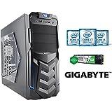 New Generation Pc Desktop | Alimentatore 550W Ultra Silent| Processore Intel I7 8700 Up 4.6 Ghz Coffe Lake | Ram Ddr4 8 GB | Ssd M.2 240 Gb | Hd 1Tb | Dvd | Intel Uhd 630 Uscita Video Dvi-D Hdmi | Usb 3.1 | Wifi | Win 10 Pro Licenziato